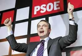Y el PSOE ganó, de nuevo