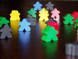 Juegos de mesa: Carcassone y Catán