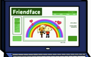 Facebook y Friendface