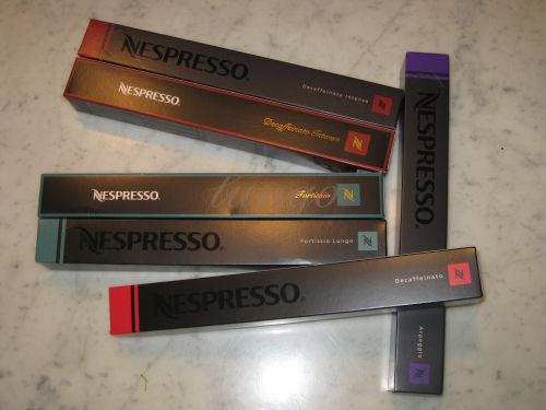 Nespresso actualiza el diseño
