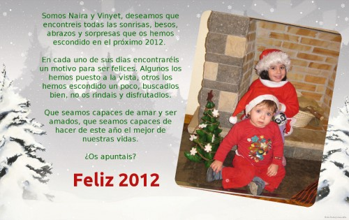 Felicitacion 2012