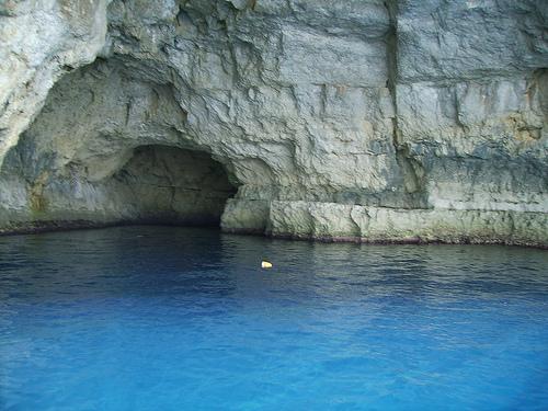Aquella olvidada gruta…